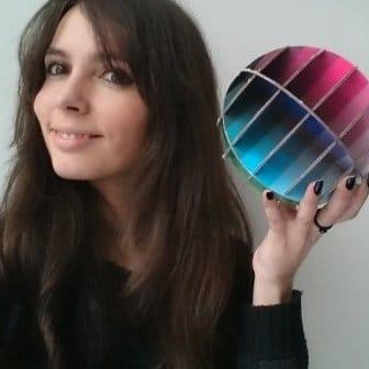 Marika de GeekArts directrice artistique et femme chef d'entreprise