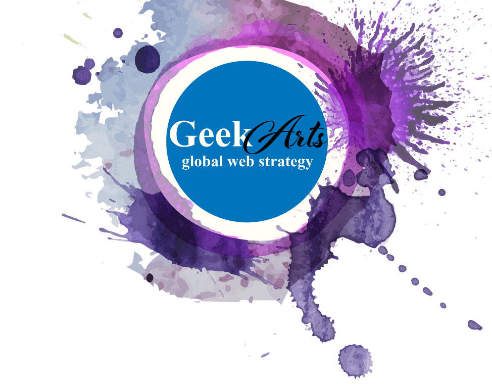 Geekarts logo agence web agence de communication Paris Corse