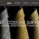 Howard's Costume' - site web créé par GeekArts2